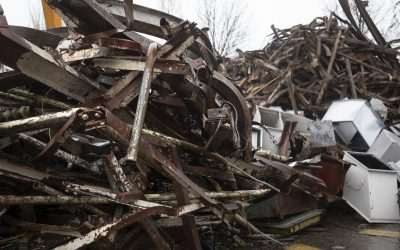 WHY DOES THE PRICE OF SCRAP METAL CHANGE?